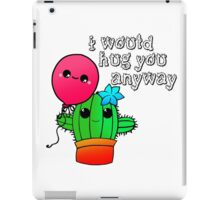 Happy Pretty Cactus iPad Case/Skin