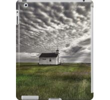 Saskatchewan School House iPad Case/Skin