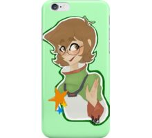 Voltron Legendary Defender, Pidge and Stars iPhone Case/Skin