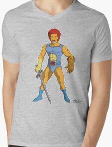 Liono Richie Mens V-Neck T-Shirt