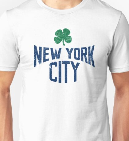 New York City Irish Unisex T-Shirt