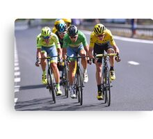 Tour de France 2016-stage 11 Canvas Print