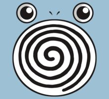 Poliwhirl One Piece - Short Sleeve