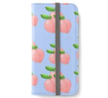 Peaches iPhone Wallet/Case/Skin