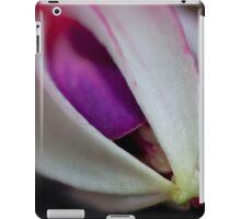 Fuschia bud iPad Case/Skin