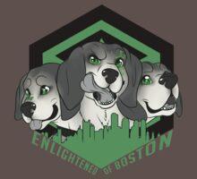 Enlightened of Boston T-Shirt