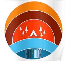 Camp More Poster