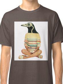 Crow head Classic T-Shirt
