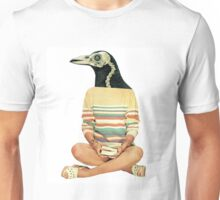 Crow head Unisex T-Shirt