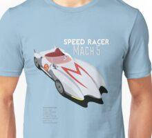 Mach 5 Unisex T-Shirt