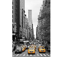 New York Streets Photographic Print