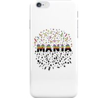 Mania iPhone Case/Skin