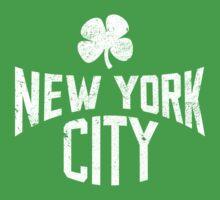 New York City Irish by medallion