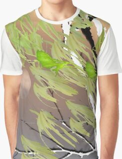 Fresh Greens  Graphic T-Shirt