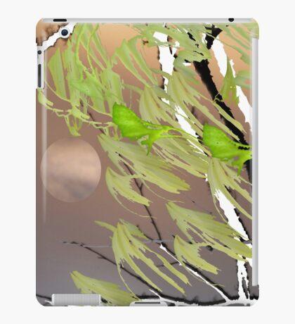 Fresh Greens  iPad Case/Skin