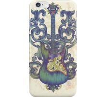 Angel Guitar iPhone Case/Skin