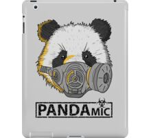PANDAmic iPad Case/Skin