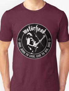 Motorhead (Born to lose) Unisex T-Shirt