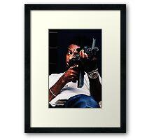21 Savage  Framed Print