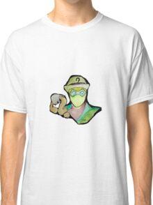 Riddle me Pool Classic T-Shirt