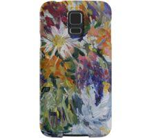 Flowers to Market  Samsung Galaxy Case/Skin