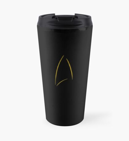 Star Trek Beyond Officers Insignia Travel Mug
