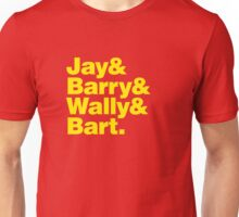 Flash Family Unisex T-Shirt
