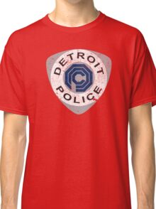 Detroit Police - Robocop Classic T-Shirt