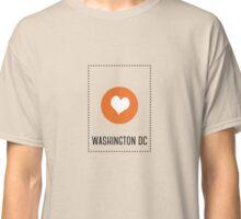 I Love Washington DC Classic T-Shirt