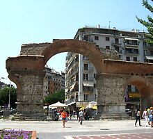 Arch of Galerius by Maria1606