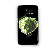 Enlightened Interitus Dark Horse Logo Samsung Galaxy Case/Skin