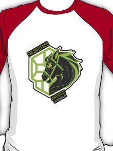 Enlightened Interitus Dark Horse Logo T-Shirt