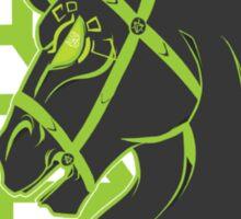 Enlightened Interitus Dark Horse Logo Sticker
