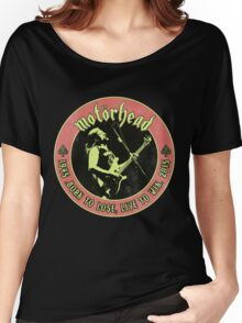 Motorhead (Born to lose) Vintage Women's Relaxed Fit T-Shirt