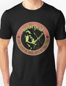 Motorhead (Born to lose) Vintage Unisex T-Shirt