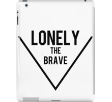Lonely the brave iPad Case/Skin
