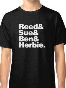Reed&Sue&Ben&...Herbie! Classic T-Shirt