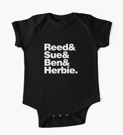 Reed&Sue&Ben&...Herbie! Kids Clothes
