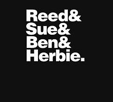 Reed&Sue&Ben&...Herbie! Unisex T-Shirt