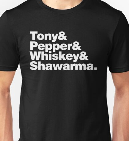 Tony Stark, Date Night! T-Shirt