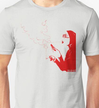 ...We shall return. v.3.3(Redline Alt.) Unisex T-Shirt