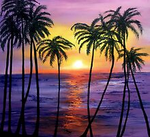 Tropical Dreams by Linda Woodward