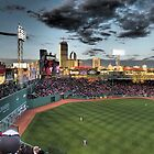 Dramatic Fenway Park by artbylisa