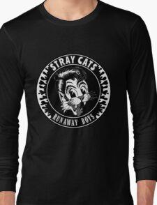 Stray Cats  (Runaway Boys) Long Sleeve T-Shirt