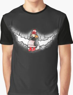 Amelia Pond And The Crack In The Wall Graphic T-Shirt