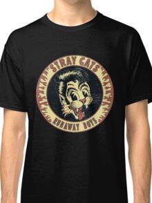 Stray Cats  (Runaway Boys) Vintage Classic T-Shirt