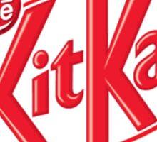 Kit Kat Logo Sticker