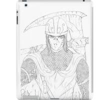 Creighton the Wanderer - Dark Souls II iPad Case/Skin