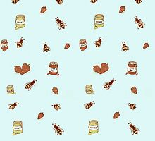Honey & Jam by Zoe  Conroy