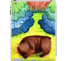 Sleeping Bear iPad Case/Skin